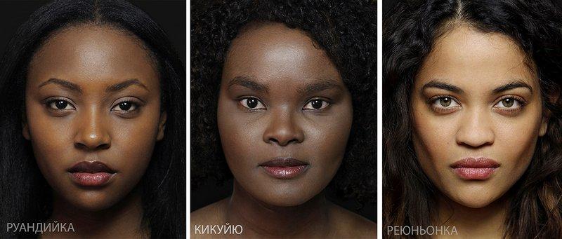 Типичная внешность женщин различных народов мира (14)