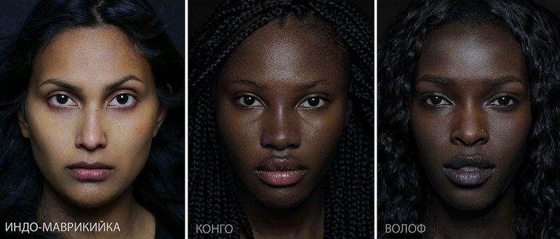 Типичная внешность женщин различных народов мира (15)