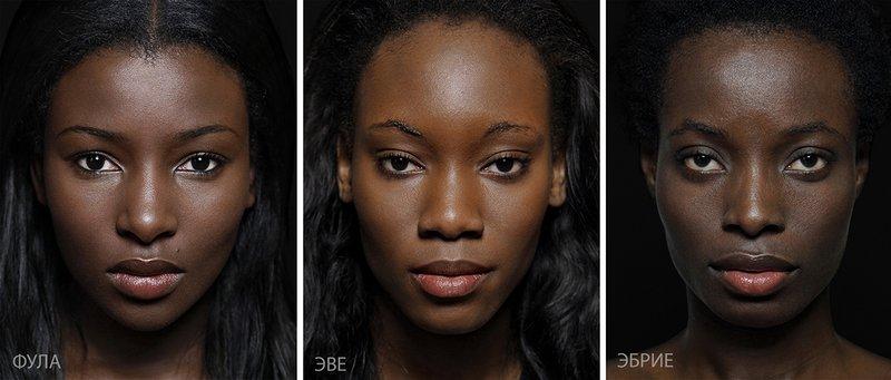 Типичная внешность женщин различных народов мира (17)