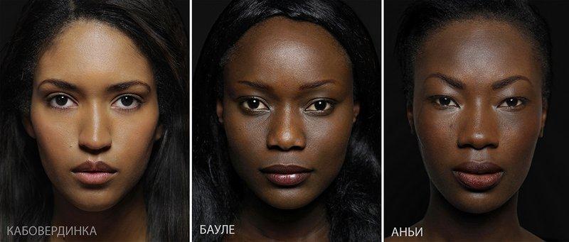 Типичная внешность женщин различных народов мира (18)