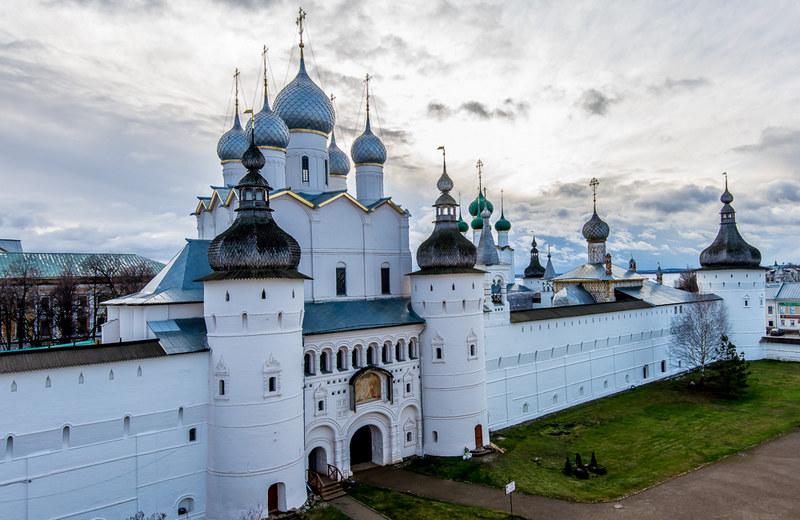 Интересные места России: «Золотое кольцо» (2)