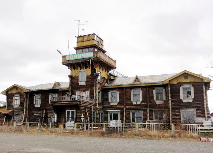 10 деревянных аэропортов России (2)