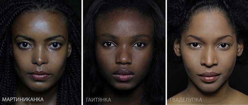 Типичная внешность женщин различных народов мира (20)
