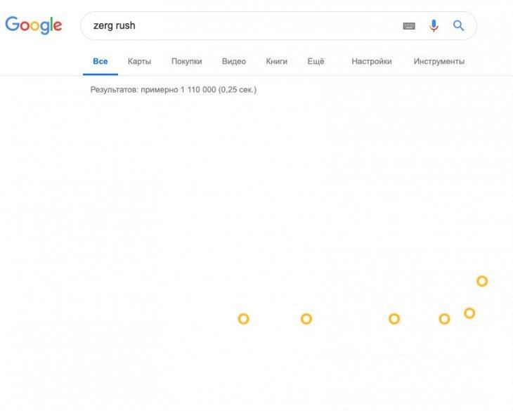 Пасхалки открывающиеся через Google (3)