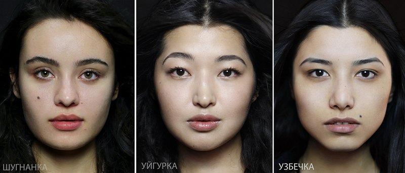 Типичная внешность женщин различных народов мира (4)