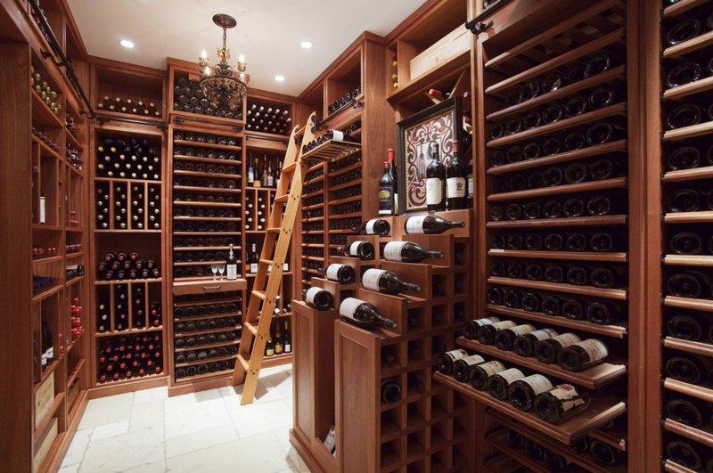 Как правильно хранить вино дома (4)