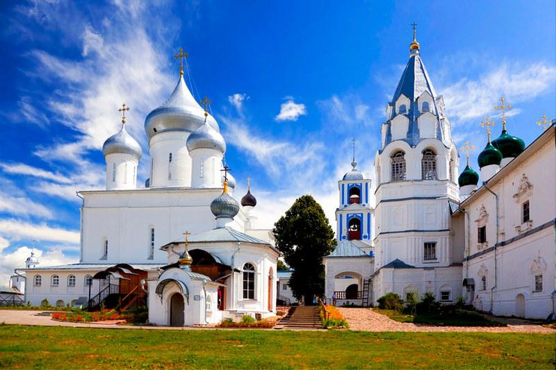 Интересные места России: «Золотое кольцо» (4)