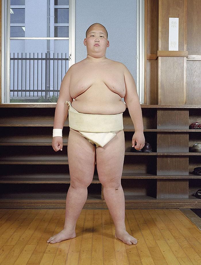 Борцы сумо. Начало (5)