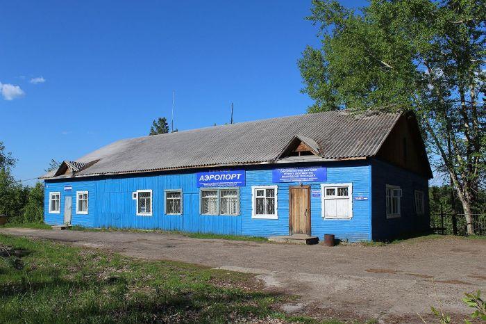 10 деревянных аэропортов России (6)