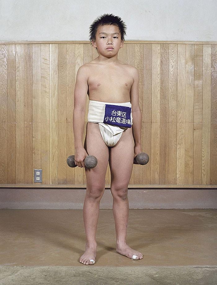 Борцы сумо. Начало (7)