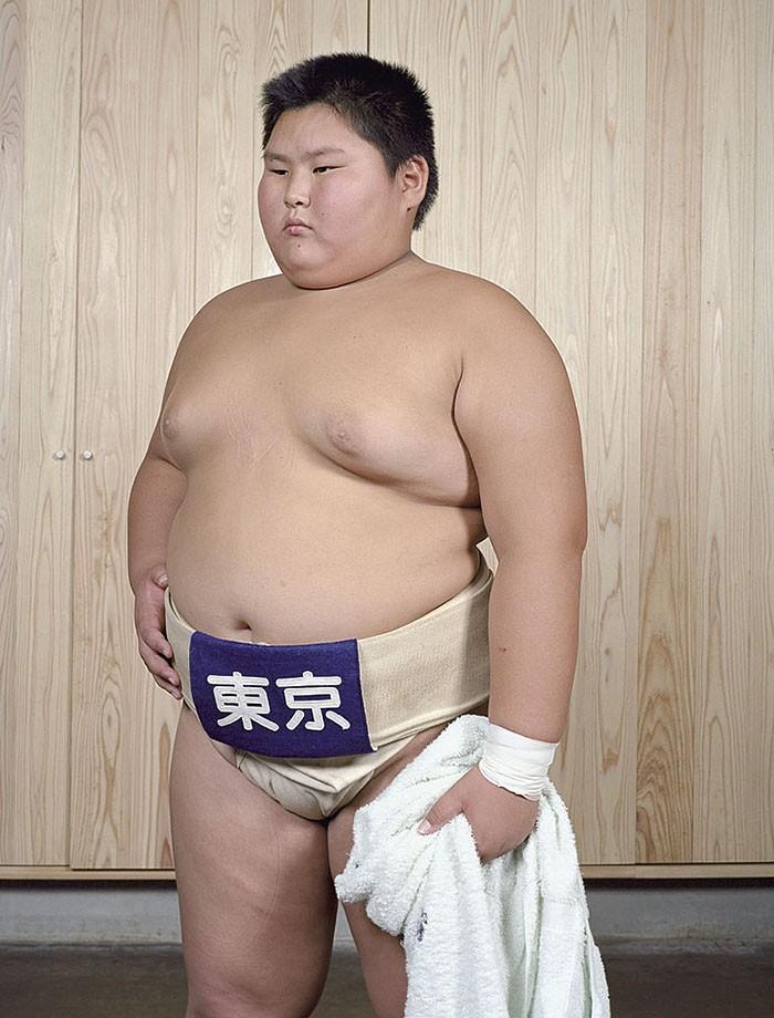 Борцы сумо. Начало (9)