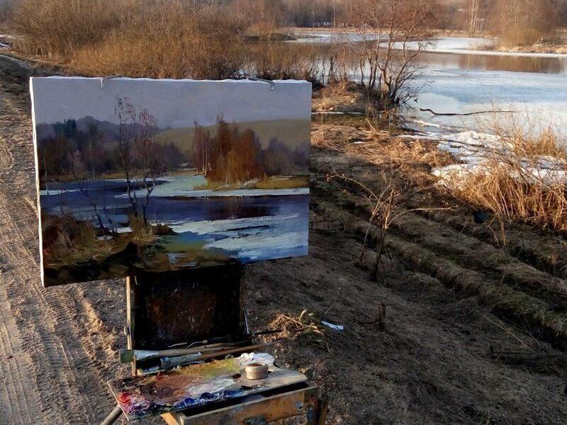 Живопись от Степана Нестерчука (10)