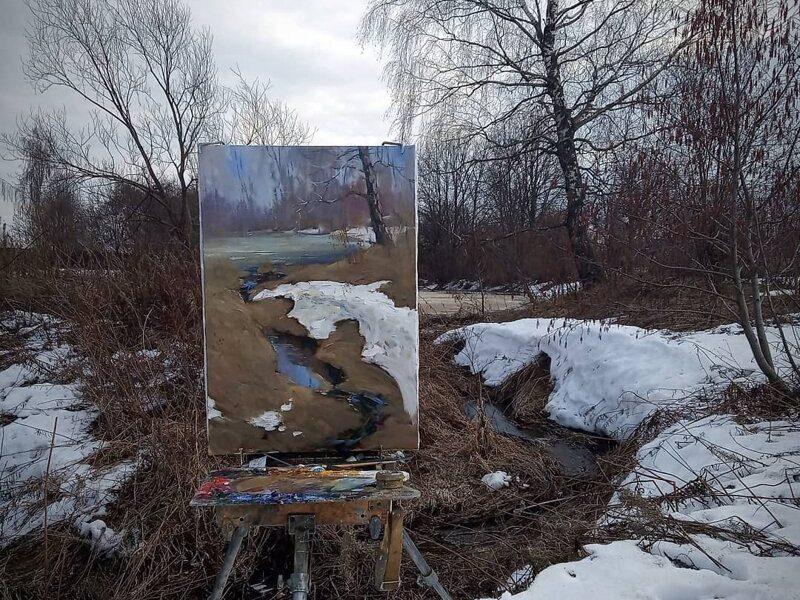Живопись от Степана Нестерчука (4)