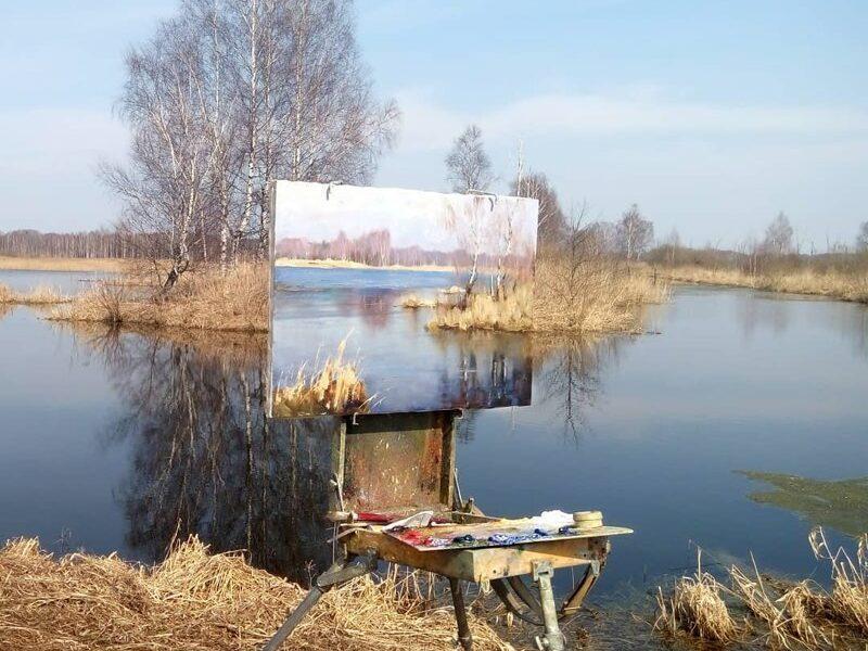 Живопись от Степана Нестерчука (6)