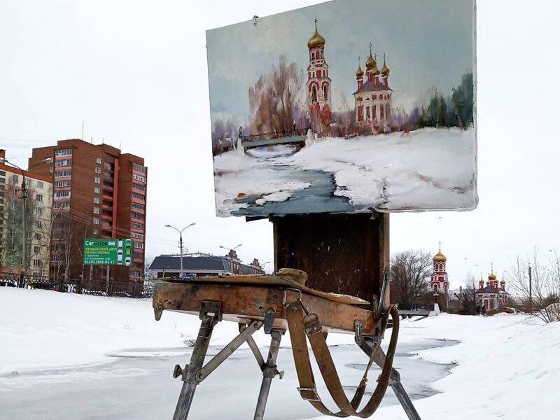 Живопись от Степана Нестерчука (8)