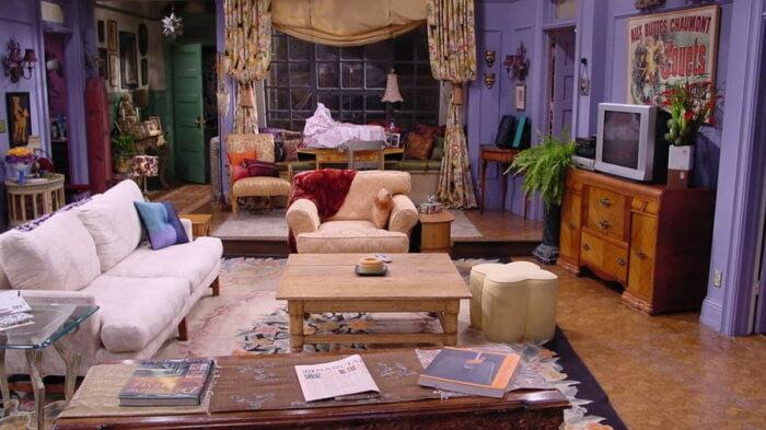 В IKEA создали гостиные из сериалов (1)