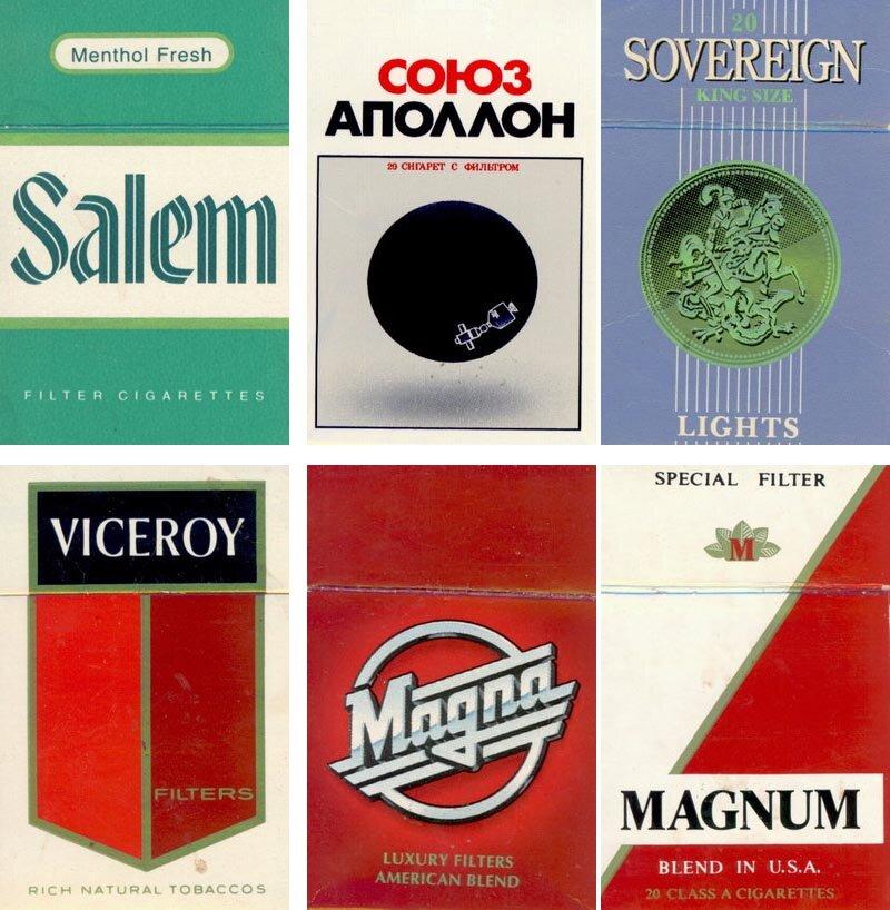 Сигареты советских времен (12)