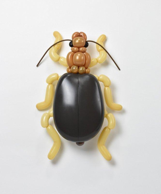 Какие фигурки можно сделать из воздушных шариков (4)