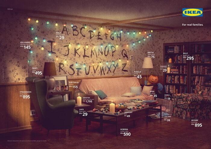 В IKEA создали гостиные из сериалов (6)