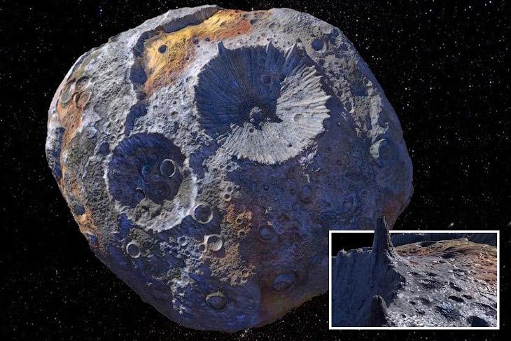 Астероид Психея (1)