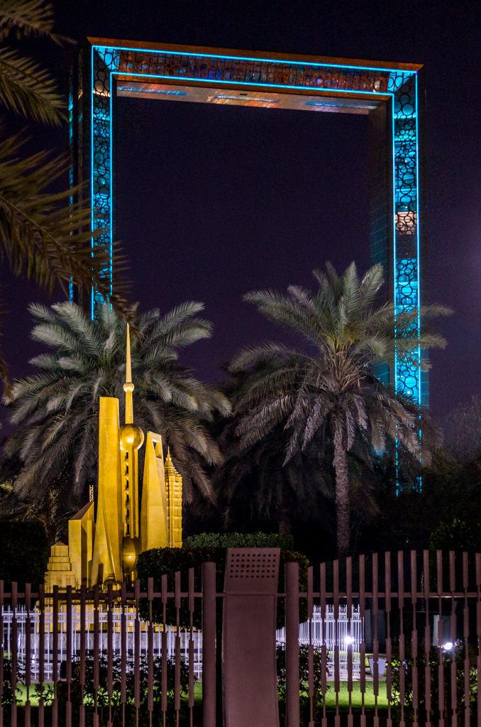 Гигантская Рамка Дубая (3)