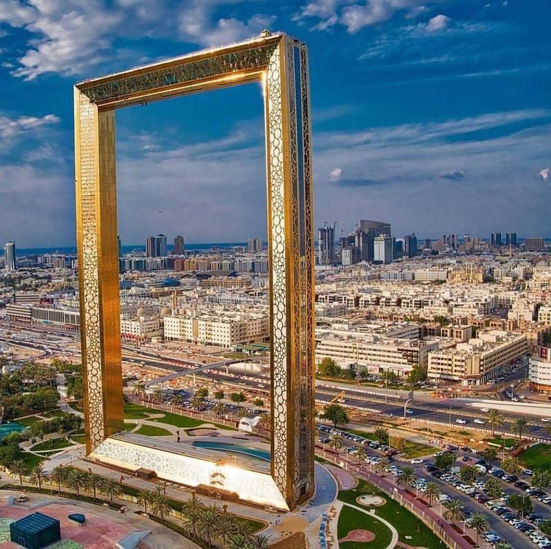 Гигантская Рамка Дубая (4)