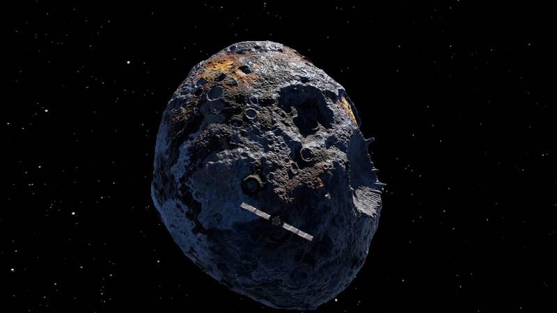 Астероид Психея (7)