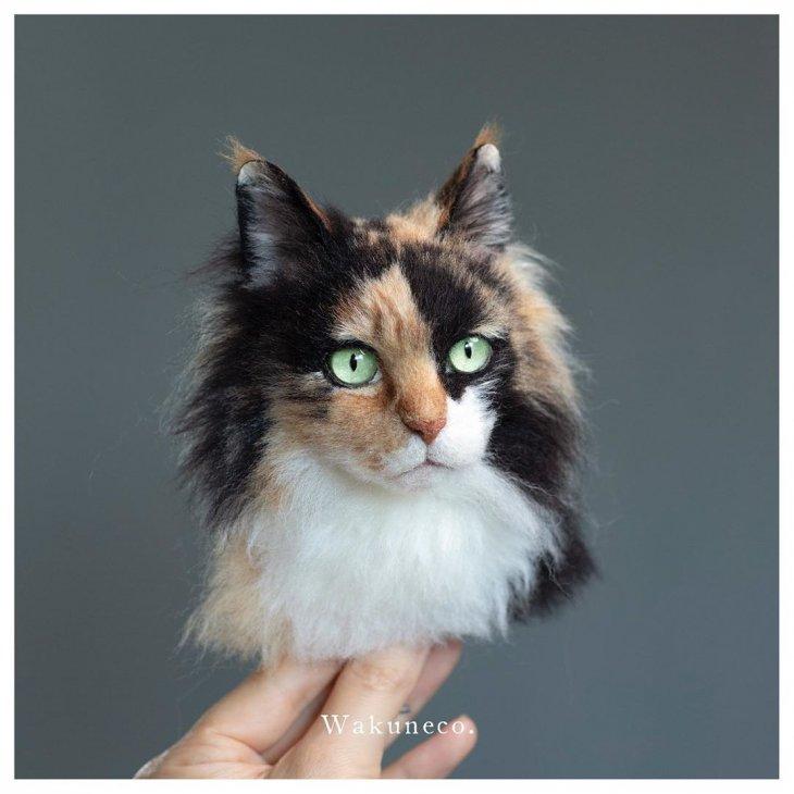 3D-портреты кошек (12)