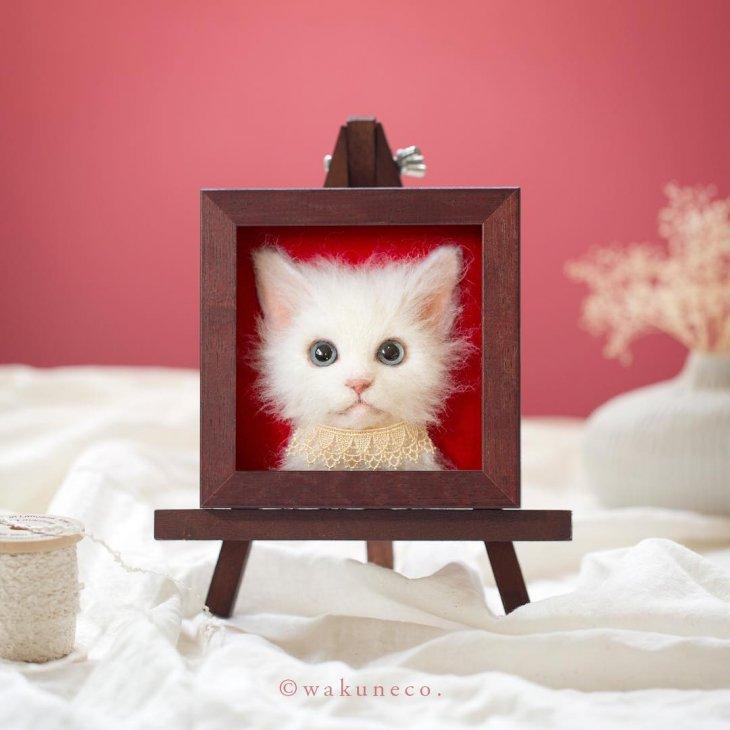 3D-портреты кошек (14)
