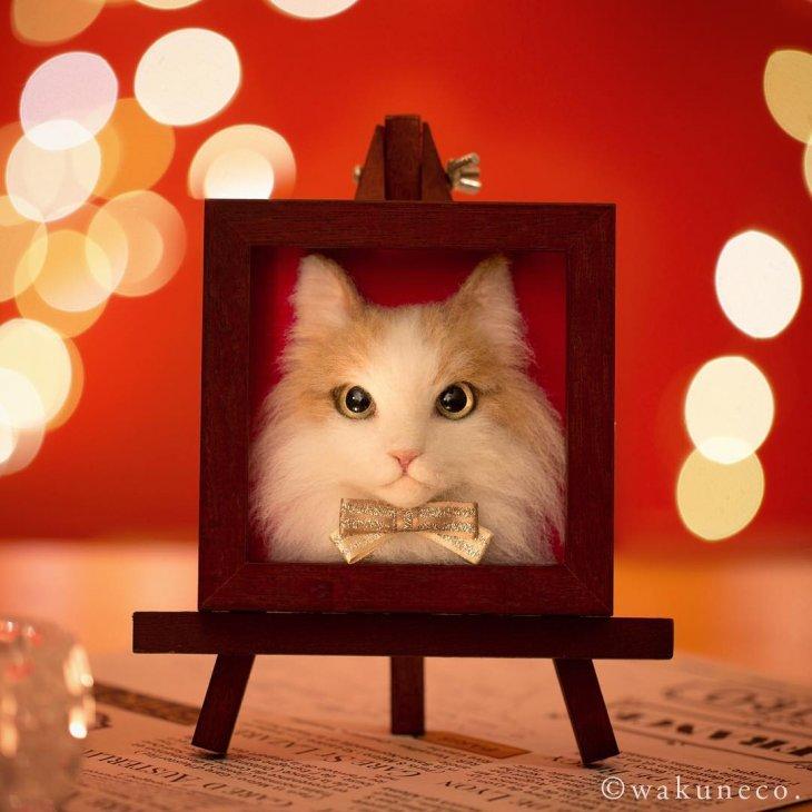 3D-портреты кошек (15)
