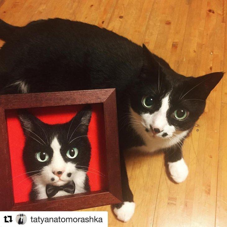 3D-портреты кошек (16)