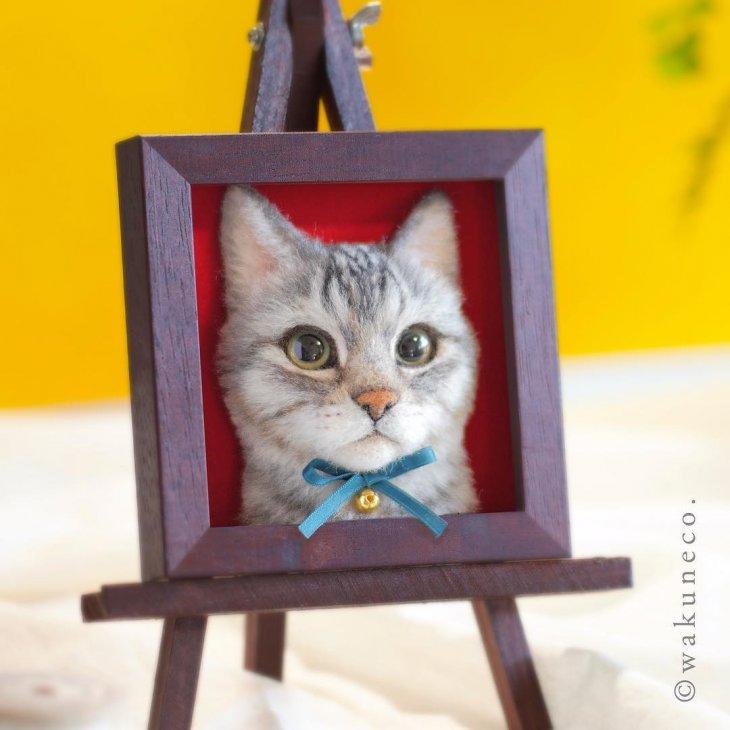 3D-портреты кошек (17)