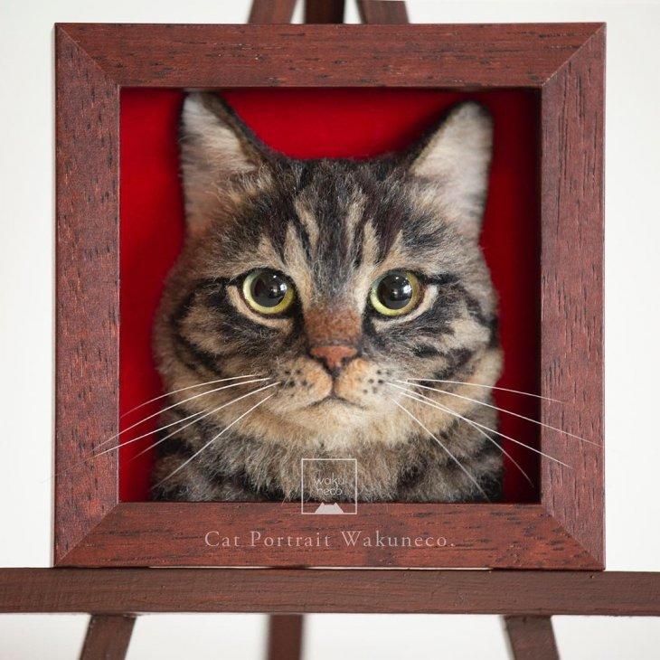 3D-портреты кошек (18)
