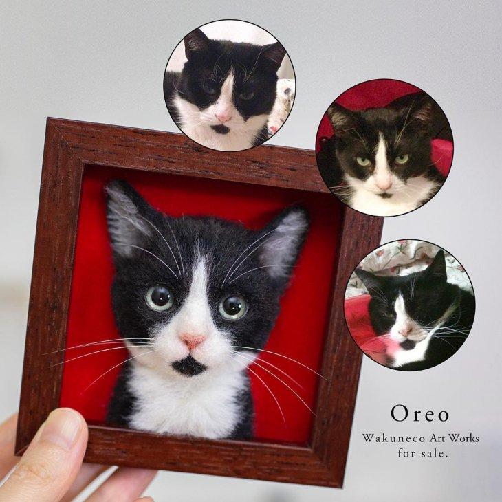 3D-портреты кошек (19)