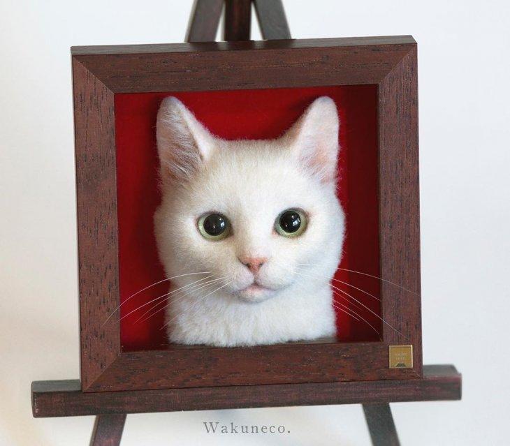 3D-портреты кошек (21)