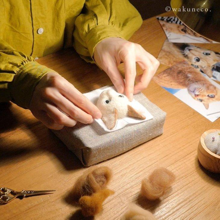 3D-портреты кошек (3)