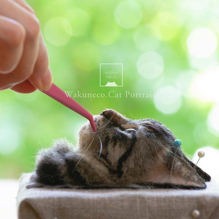 3D-портреты кошек (5)
