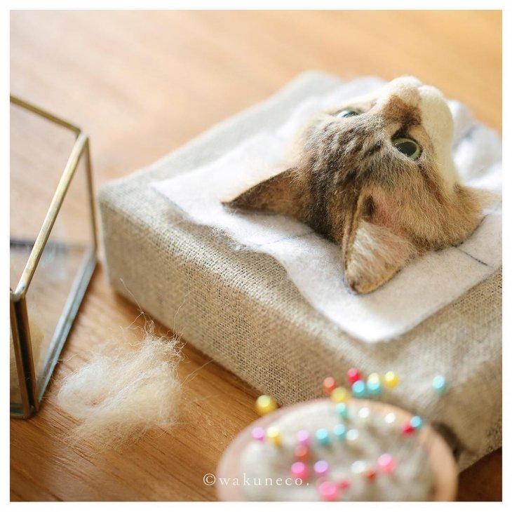 3D-портреты кошек (7)