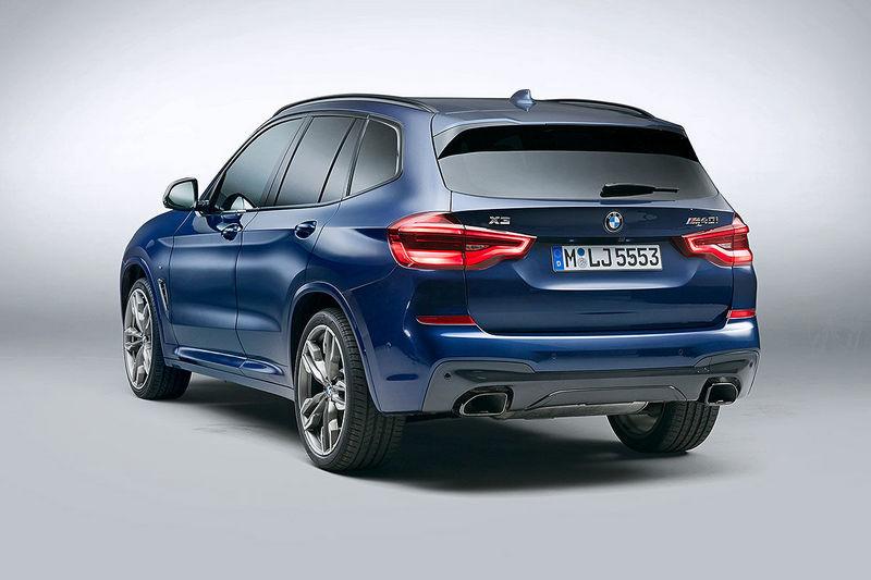 Солидный и элегантный кроссовер BMW X3: особенности экстерьера и интерьера (2)