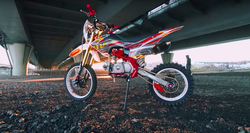 Питбайк — мотоцикл который дарит эмоции (1)