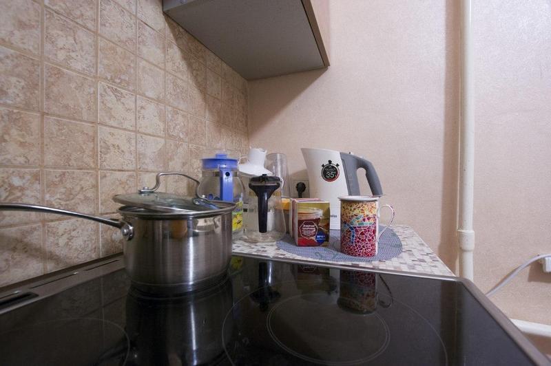 Как выглядит моя (да и ваша тоже) кухня в ультрафиолете (2)
