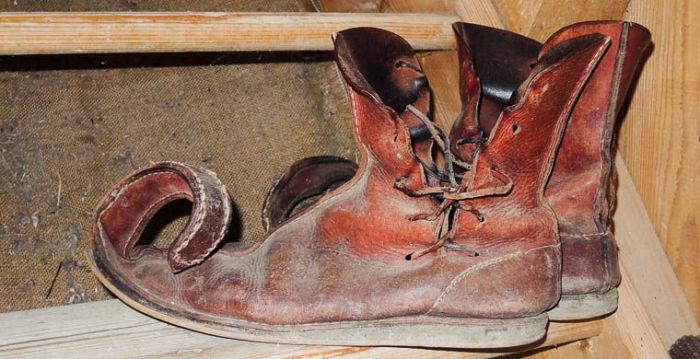 Зачем на Востоке носили обувь с загнутыми носами (5)