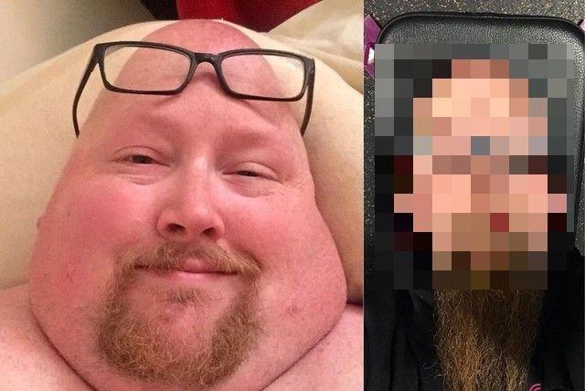 Мужчина перестал есть по 20000 калорий в день. И вот как он теперь выглядит (1)