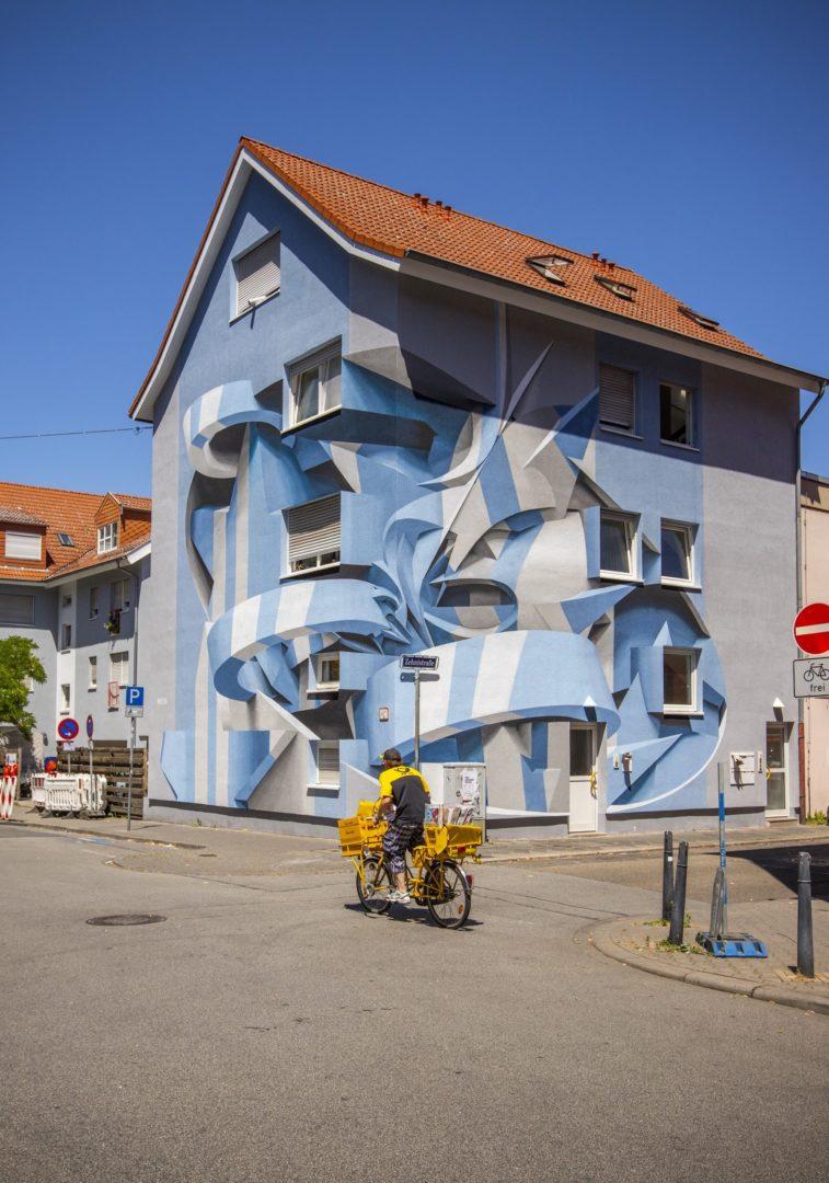 Поразительные 3D граффити от Мануэля де Рита (1)