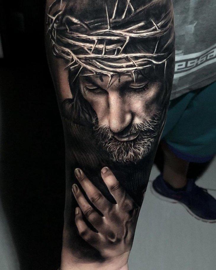 Самые крутые татуировки 2019 года (10)