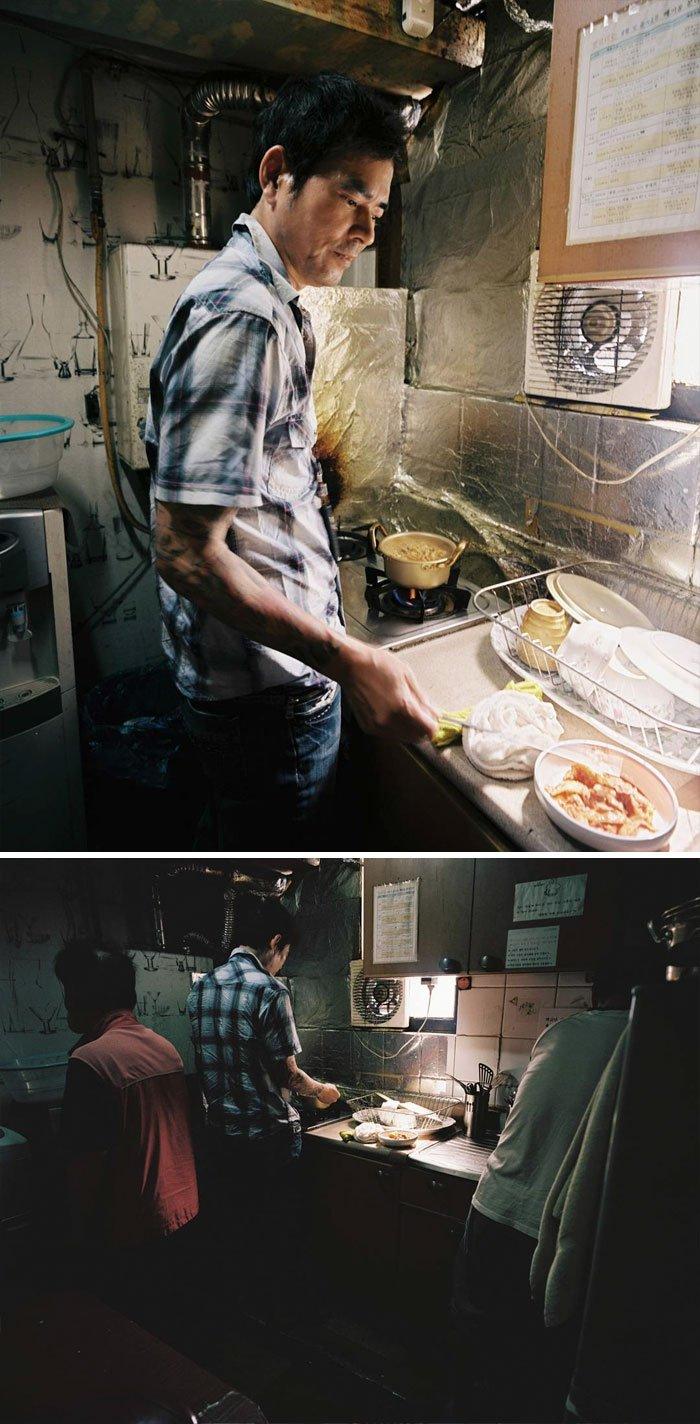 Жильё нищих южнокорейцев (14)