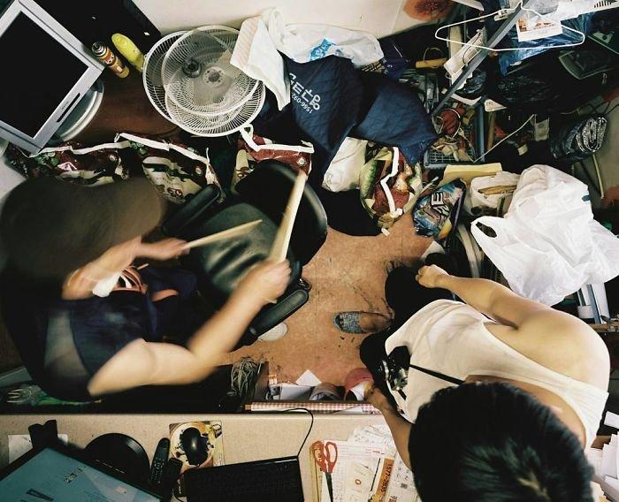 Жильё нищих южнокорейцев (16)