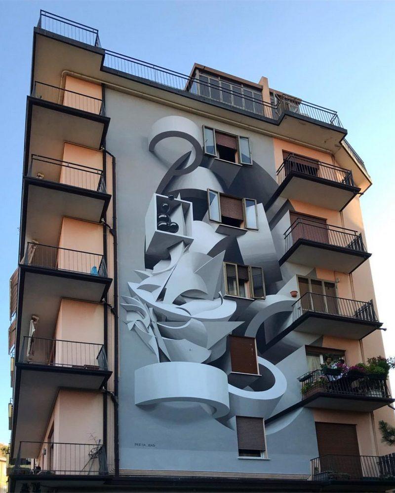 Поразительные 3D граффити от Мануэля де Рита (4)