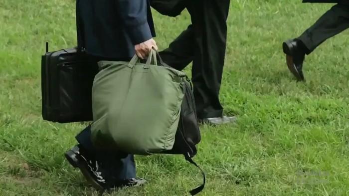 Что из себя представляет «Ядерный чемоданчик» президента (5)