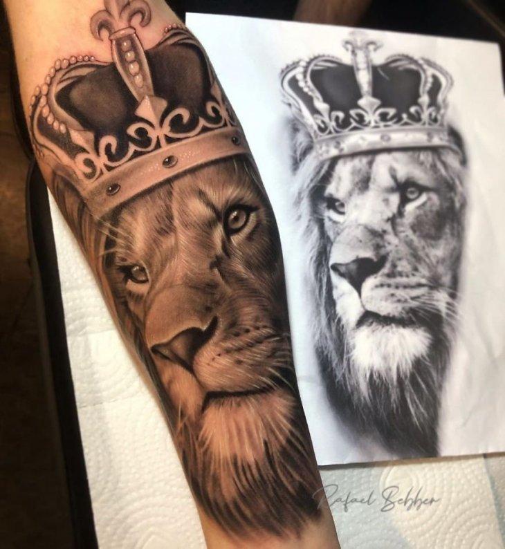Самые крутые татуировки 2019 года (7)